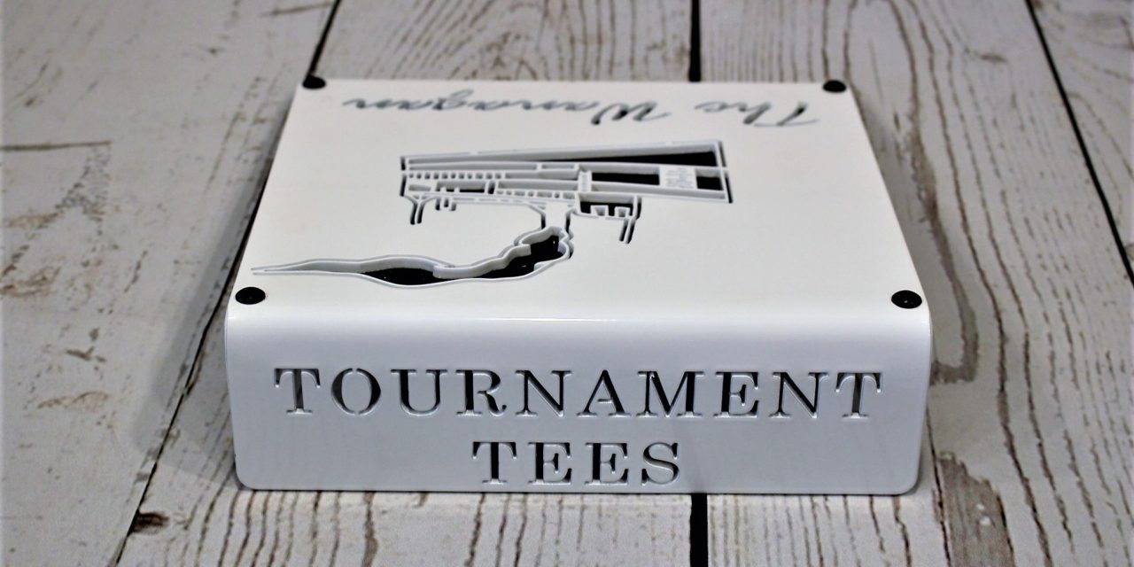Tournament Tee Markers & More!