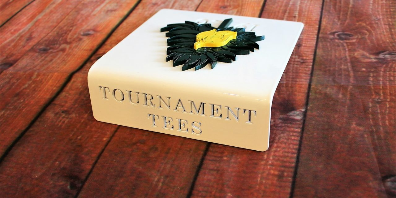 Amp up your presentation with Tournament Supplies
