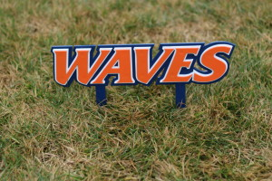 Tournament Tee Markers -Pepperdine